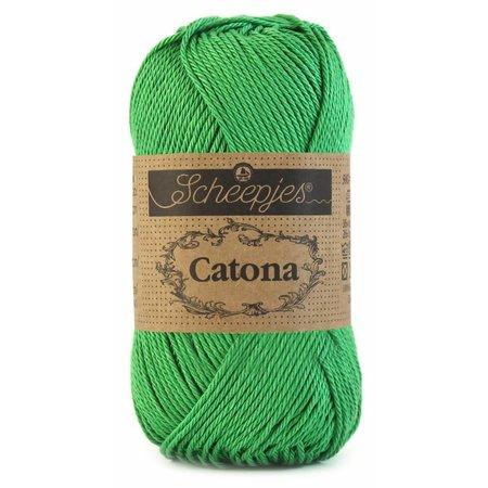 Scheepjes Catona 25 Emerald (515)