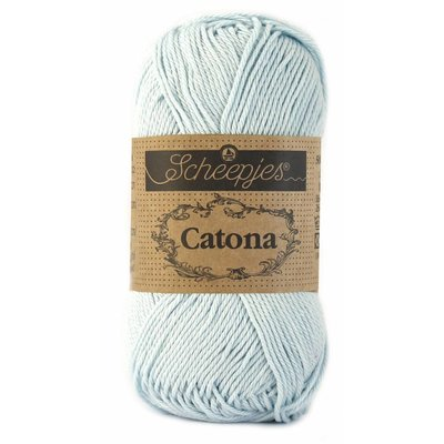 Scheepjes Catona 50 Baby Blue (509)