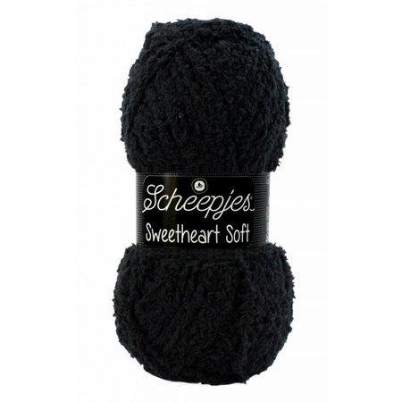 Scheepjes Sweetheart Soft 04 (zwart)