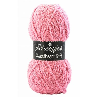 Scheepjes Sweetheart Soft Roze (09)