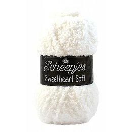 Scheepjes Sweetheart Soft 20 wit