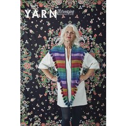 Scheepjes Peacock shawl - Yarn 2