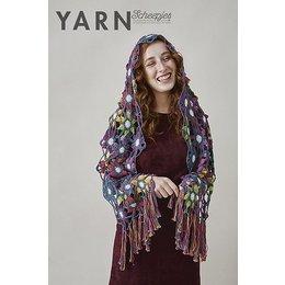 Scheepjes Haakpakket: Flower Field Wrap - Yarn 2