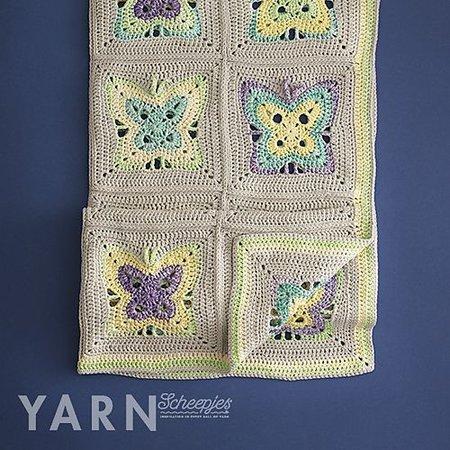 Scheepjes Moonlight Butterfly Blanket - Yarn 2