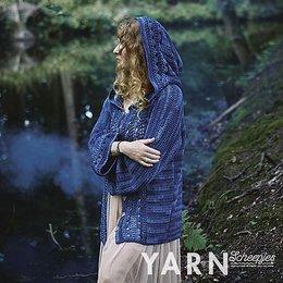 Scheepjes Gothic Cardigan - Yarn 2