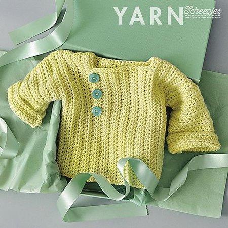 Scheepjes Baby Soft Sweater - Yarn 2