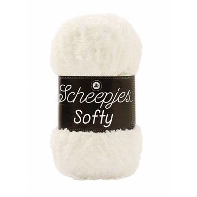 Scheepjes Softy Roomwit ( 475)