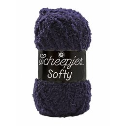 Scheepjes Softy Marine Blauw (484)