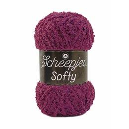 Scheepjes Softy Paarsroze (488)