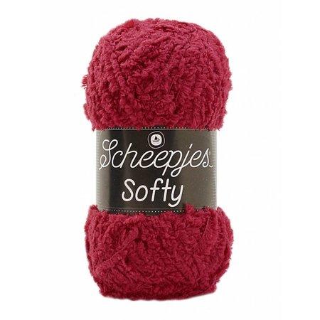 Scheepjes Softy Warm Rood (490)