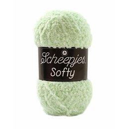 Scheepjes Softy Mint Groen (492)