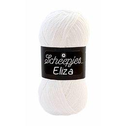Scheepjes Eliza 218 Bobtail White