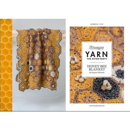 Scheepjes Haakpakket: Honingbij zeshoekdeken