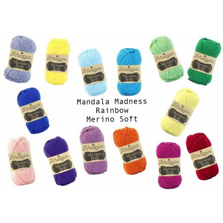 Scheepjes Haakpakket: Mandala Madness