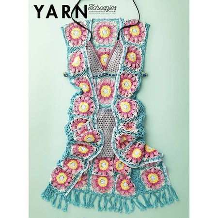 Scheepjes Hummingbird Cardigan - Yarn 3