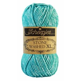 Scheepjes Stone Washed XL 864 Turquoise