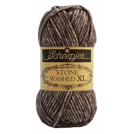 Scheepjes Stone Washed XL Obsidian (869)