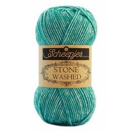 Scheepjes Stone Washed Turquoise (824)