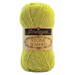 Scheepjes Stone Washed Pedriot (827)