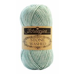 Scheepjes Stone Washed 828 Larimar
