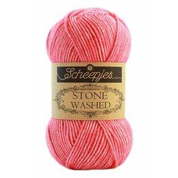 Scheepjes Stone Washed Rhodochrosite (835)