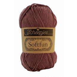 Scheepjes Softfun bruin/rood (2624)