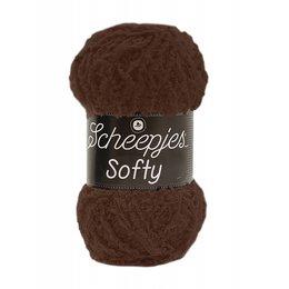 Scheepjes Softy  Donker Bruin (474)
