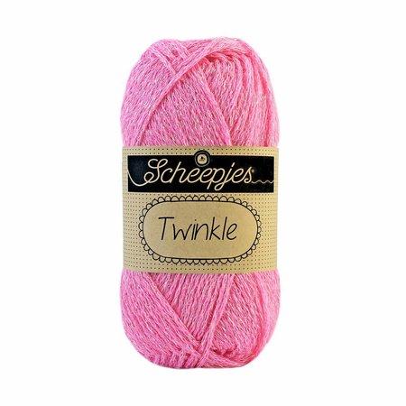 Scheepjes Twinkle 926 donker roze
