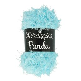 Scheepjes Panda blauw (590)