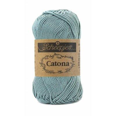 Scheepjes Catona 25 Silver Blue (528)