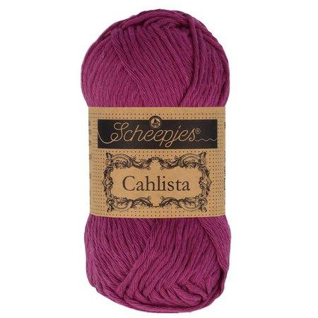 Scheepjes Cahlista Tyrian Purple (128)