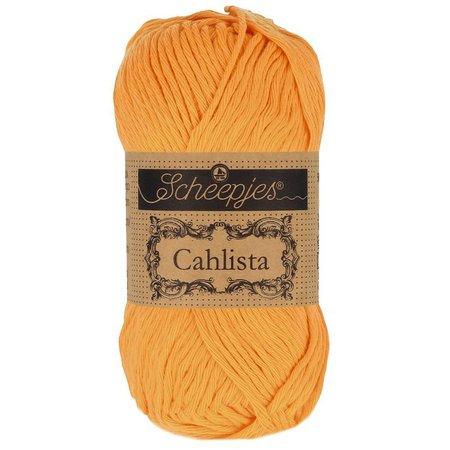 Scheepjes Cahlista Sweet Orange (411)