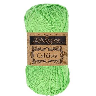 Scheepjes Cahlista Apple Green (513)