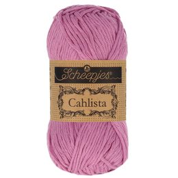 Scheepjes Cahlista Colonial Rose (398)