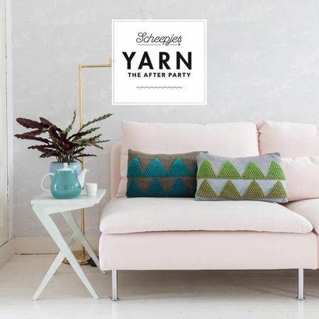 Scheepjes Haakpakket: Yarn afterparty 17 Wild Forest Cushions