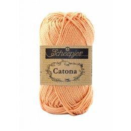 Scheepjes Catona 10 gram Vintage Peach (414)
