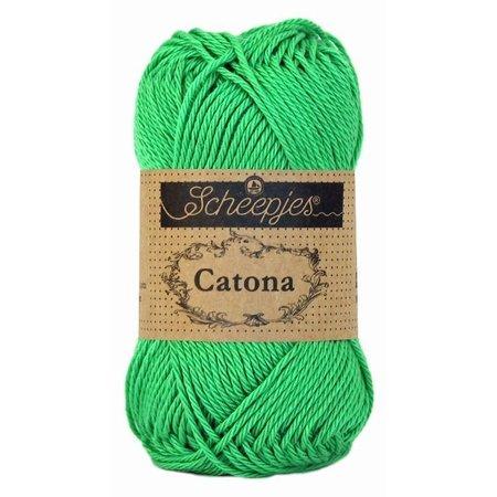 Scheepjes Catona 10 Apple Green (389)