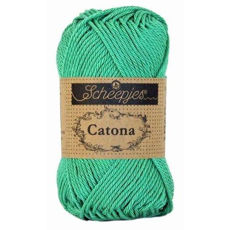 Scheepjes Catona 10 gram Parrot Green (241)