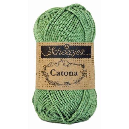 Scheepjes Catona 10 Sage Green (212)
