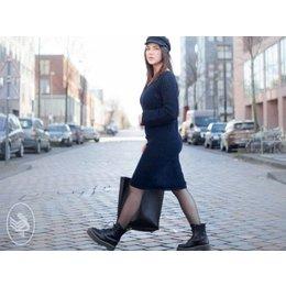Haakpakket: Gehaakt jurkje V-Dress