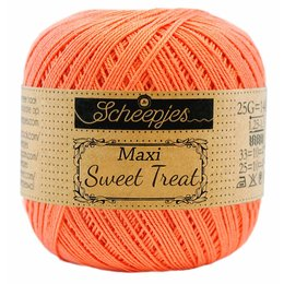 Scheepjes Sweet Treat Rich Coral (410)