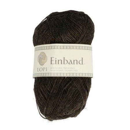 Lopi Einband 0852 black sheep heather