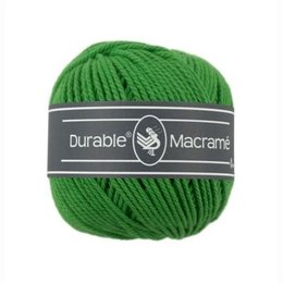 Durable Macramé Bright Green (2147)