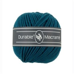 Durable Macramé Petrol (375)