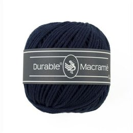 Durable Macramé Navy (321)