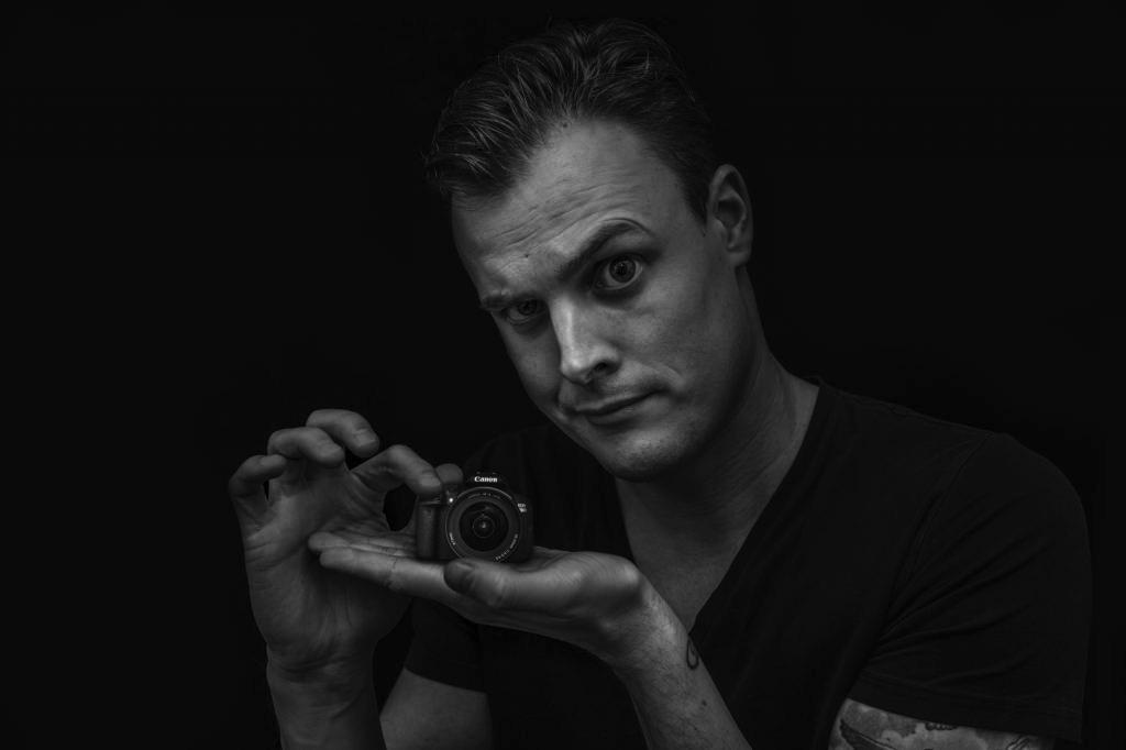 Fotograaf Steven Dijkshoorn