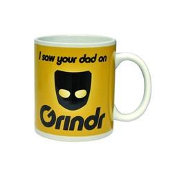KKEC I saw your dad on Grindr