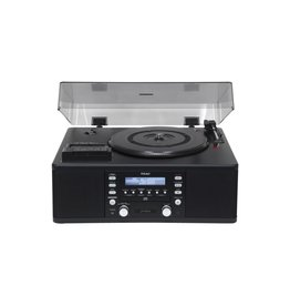 Teac LP-R500 Music Center Black