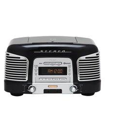 Teac SLD930 BT Retro Radio Zwart