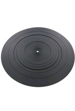 Rubber turntable mat (dia: 298 mm)